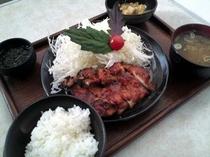 美ら鶏宮古味噌焼定食【日替定食】