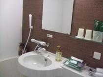 南館客室バスルーム