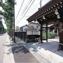 弘前市 禅林街