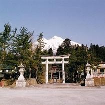 弘前市 岩木山神社