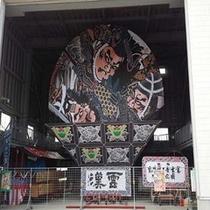 平川市 ねぷた展示館