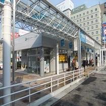 青森駅近く 観光交流情報センター