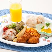 お子様メニュー用 幼児(0〜3才)向け 夕食