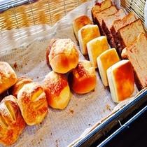 季節ごとにパンが変わります