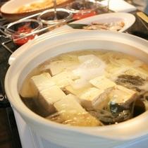 あったか~い湯豆腐
