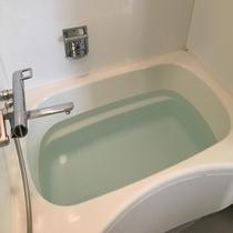洗い場付きの湯船
