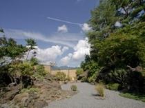 湖畔の湯庭園