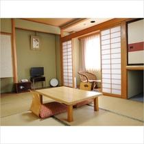 和室タイプ(バス・トイレ付)のお部屋イメージです