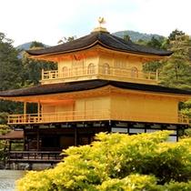 鹿苑寺(金閣寺)