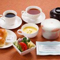 朝食おかわり例