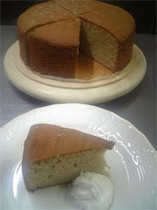 手作りケーキ11