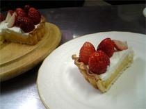 手作りケーキ6