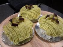 手作りケーキ1