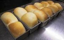 オーナーの手作りパン