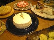 手作りケーキ5