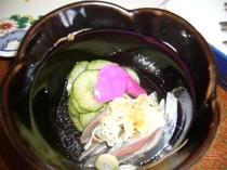 秋刀魚★酢の物