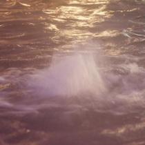 【楽天】大浴場温泉吹き出し1
