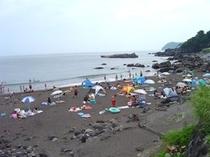 赤沢海水浴場 (赤沢ファミリービーチ)