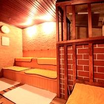 サウナ…大浴場にはサウナを併設(営業時間15:00〜24:00)水風呂もあります