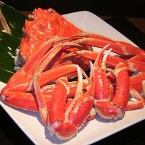 *越後のずわい蟹