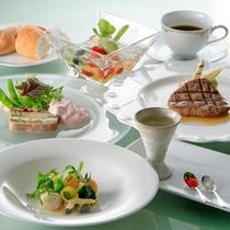 【低カロリー】フレンチディナー◆約500kcalの低カロリーメニュー ※ご宿泊日の3日前まで受付
