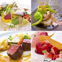 那須のフランス料理 メリメランジュ:ディナー メリメランジュコースイメージ