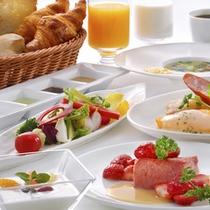 那須のフランス料理 メリメランジュ:朝食