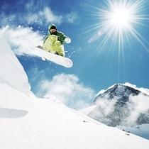 スノーボードへGO