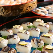 【夕食バイキング】握り寿司