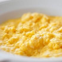 ◆スクランブルエッグはゆでたまごとの日替わりです◆