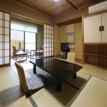 和室8畳(バス無し/トイレ付き)