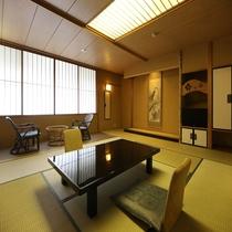和室11畳(バス・トイレ付き)