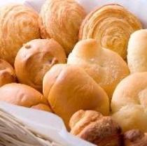 パンもご準備しております♪