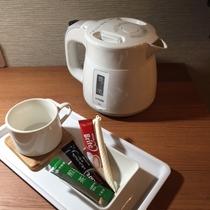 コーヒーをやお茶をご用意しております♪