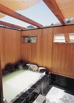 露天風呂岩風呂