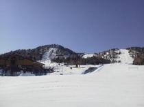 熊の湯早朝スキー(4月下旬〜5月GW)
