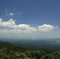 青山高原からの風景(お車で約40分)