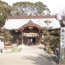 結城神社(お車で約20分)