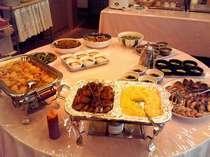 朝食バイキング 6:45~9:00