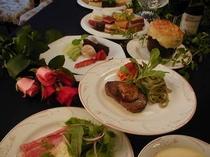 ある日のディナー(2)