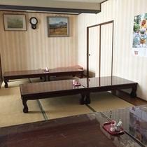 【食堂】*地元食材を使用したお料理をお届けします*