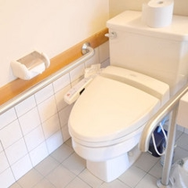 特別室・ウォシュレットトイレ