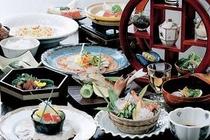 お夕食会席(一例)