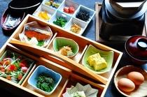 会席料理 前菜(一例)