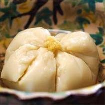 蓮根饅頭(一例)