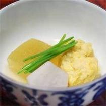 鱧子の黄味煮(一例)