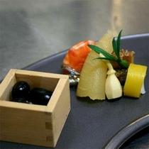 前菜(一例)