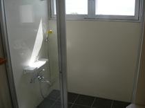 和室シャワールーム