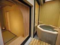 10畳温泉付和室(眺望なし)