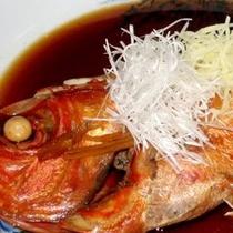 【別注料理】金目鯛煮付け